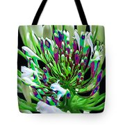 Flower Bunch Bush Sensual Exotic Valentine's Day Gifts Tote Bag