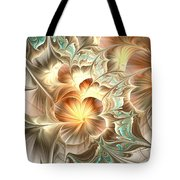 Flower Daze Tote Bag