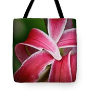 Flower Fist Tote Bag