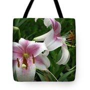 Flower Garden 20 Tote Bag
