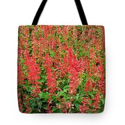 Flower Garden 34 Tote Bag