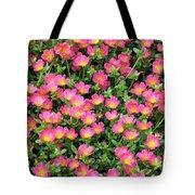 Flower Garden 36 Tote Bag