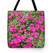 Flower Garden 38 Tote Bag