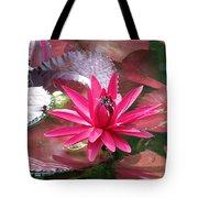 Flower Garden 66 Tote Bag