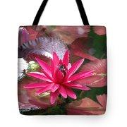 Flower Garden 67 Tote Bag