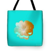 Flower Glow Tote Bag