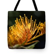 Flower-grevillea-australian Native Tote Bag