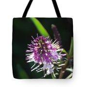 Flower-hebe  Tote Bag