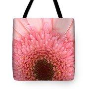 Flower - I Love Pink Tote Bag