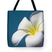 Flower In The Sky Tote Bag