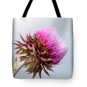 Flower Massage Tote Bag