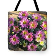 Flower Of Fall Tote Bag