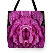 Flower Of Venus 6 Tote Bag