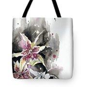 Flower Orchid 12 Elena Yakubovich Tote Bag by Elena Yakubovich