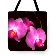 Flower - Orchid - Better In A Set Tote Bag