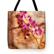 Flower - Orchid - Just Splendid Tote Bag