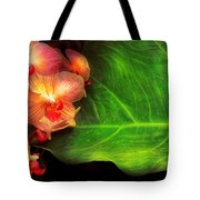 Flower - Orchid - Phalaenopsis Orchids At Rest Tote Bag