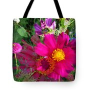 Flower Patch 1 Tote Bag