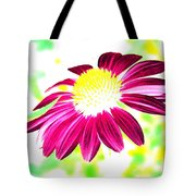 Flower - Photopower 265 Tote Bag