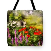 Flower - Poppy - Piece Of Heaven Tote Bag