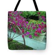 Flower Pot 2 Tote Bag