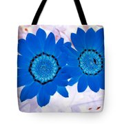 Flower Power 1427 Tote Bag