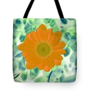 Flower Power 1433 Tote Bag
