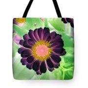 Flower Power 1435 Tote Bag