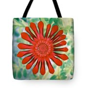 Flower Power 1438 Tote Bag
