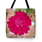 Flower Power 1441 Tote Bag