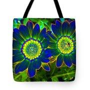 Flower Power 1446 Tote Bag