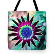 Flower Power 1448 Tote Bag