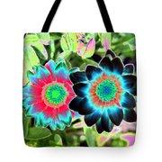 Flower Power 1449 Tote Bag