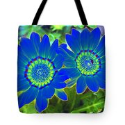 Flower Power 1451 Tote Bag