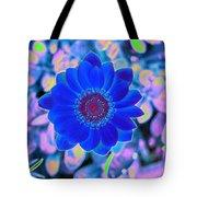 Flower Power 1452 Tote Bag