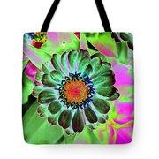 Flower Power 1454 Tote Bag