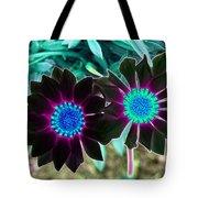 Flower Power 1456 Tote Bag