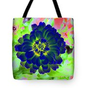 Flower Power 1460 Tote Bag