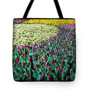Flower Sea Tote Bag