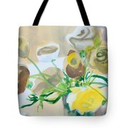 Flower Still Life          Tote Bag