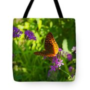 Flower To Flower Tote Bag