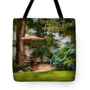 Flower - Westfield Nj - Private Paradise Tote Bag
