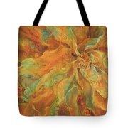 Flower Wild Tote Bag