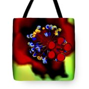 Flower With'in Tote Bag