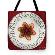 Flowering Fruits Tote Bag