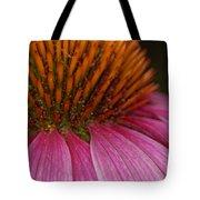 Flowering Inferno Tote Bag