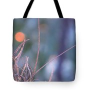 Flowering Moss Tote Bag