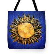 Flowering Sun Tote Bag