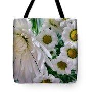 Flowering Together Tote Bag