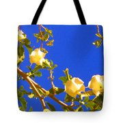 Flowering Tree 1 Tote Bag